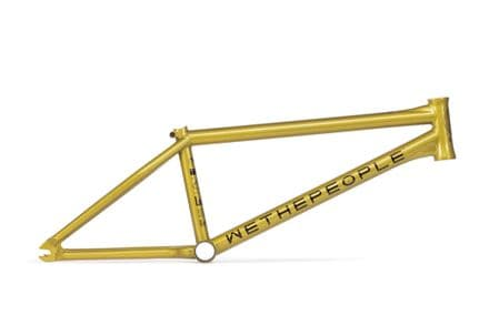 "We The People Network Frame - Dark Gold - 20.5"" TT"